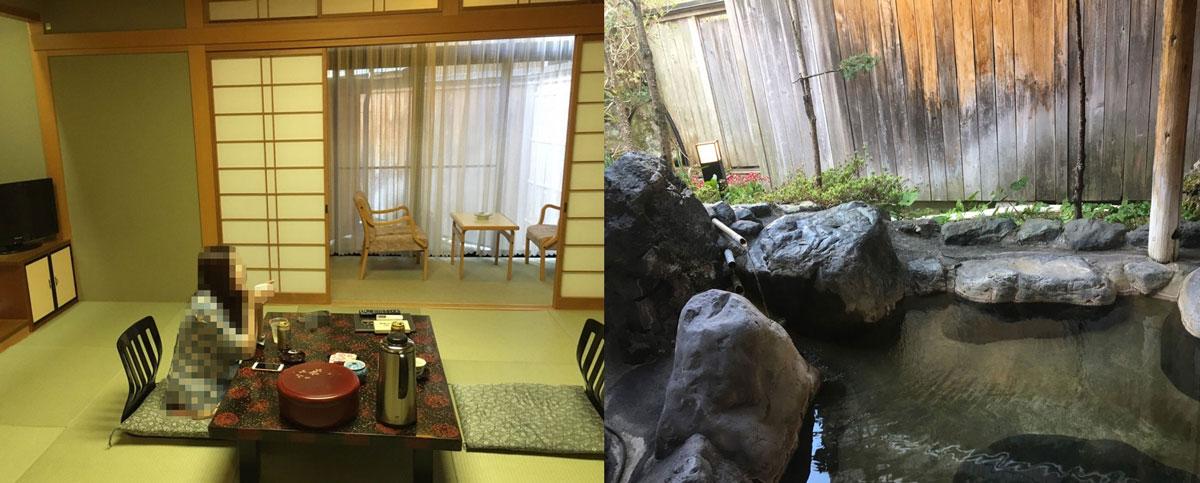 奥飛騨温泉郷 旅館「紅葉」