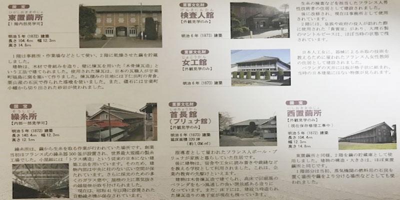 富岡製糸場 国宝 重要文化遺産